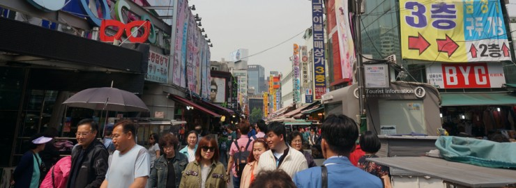 Back to Korea Day 8 Part 1: Namdaemun