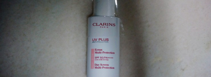 Finally bought the new Clarins sunscreen!