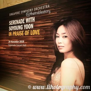 It is my pleasure to be able to watch such a powerful and expressive performance by @soyoungyoonviolin and @singaporesymphonyorchestra tonight. What a strong performance with so many variation of bow technique and expression - those sudden changes in dynamics and chromaticism. Not an easy repertoire to play or appreciate/listen to indeed. Oh the jazzy/modern tunes on the second encore is exceptionally impressive! Bravo indeed! Do follow @lihotography for more of such nice photos! #lihotography #iphone #iphone8plus #classicalconcert #musicconcert #music #classicalmusic #classical #sso #singaporesymphonyorchestra #soyoungyoon